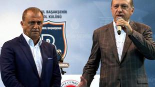 Erdoğan ve Fatih Terim ile ilgili flaş iddia