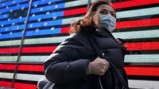 ABD'de koronavirüs salgınında son durum: 24 saatte 290 kişi öldü