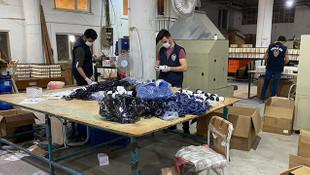 İstanbul'da 40 bin adet sahte araç filtresi ele geçirildi