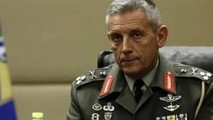 Yunan Genelkurmay Başkanı'ndan Türkiye'ye skandal tehdit