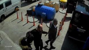 Skandal görüntüler! Belediye başkanından personele şiddet kamerada!