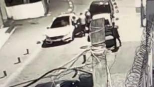 İstanbul'da çete savaşları kamerada!