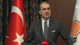 MYK toplantısı sona erdi! AK Parti Sözcüsü Çelik'ten önemli açıklamalar