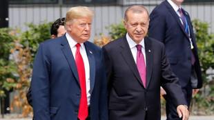 Trump ile Erdoğan'ın telefon görüşmesi basına sızdı! Merkel'e ''salak'' demiş!