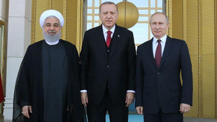 Türkiye, Rusya ve İran'dan üçlü zirve