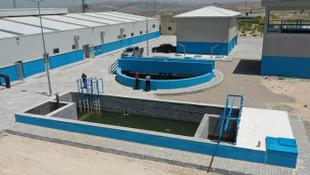 Başkent'te 10 bin kişiye içme suyu sağlayan tesis açıldı