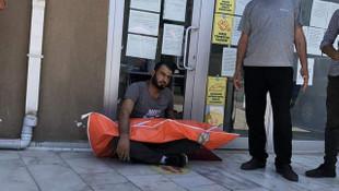 Günün en acı fotoğrafı Bursa'dan geldi...