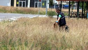 Kayseri'de vahşet! Boş arazide bulundu