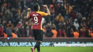 Yakın arkadaşı duyurdu! Falcao Galatasaray'dan ayrılacak mı?