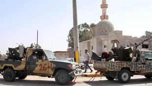 Libya ordusundan Hafter'e bir darbe daha