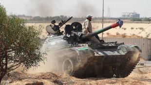 Sirte'deki iki bölge Hafter milislerinden kurtarıldı