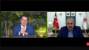 Cüneyt Özdemir'den Adalet Bakanı'na: Hadi çözün, 3 yıldır o koltuktasınız