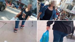 Kadınların gizlice fotoğraflarını çeken şüpheli serbest bırakıldı