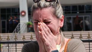 Oğlu cinsel istismar nedeniyle intihar eden annenin kahreden görüntüleri