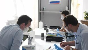 Türkiye'de yaşayan Ruslar sandık başında