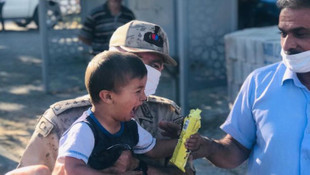 Gaziantep'te kaybolan minik Yusuf'tan sevindiren haber