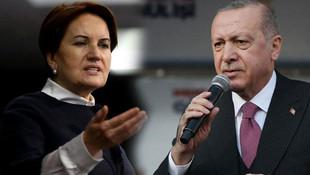 Akşener'den Erdoğan'a Netflix göndermesi
