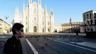 İtalya'da koronavirüsten ölenlerin sayısı 34 bin 788'e yükseldi
