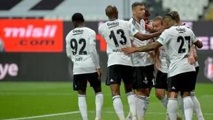 Beşiktaş 3 puanı son dakikada kurtardı
