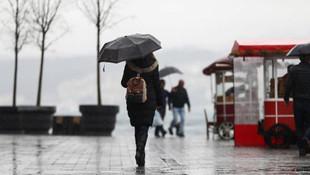 Hafta sonu yaz, hafta içi bahar! Sıcaklara yağmur molası geliyor