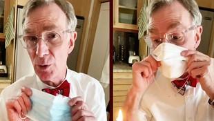 TikTok'u sallayan maske deneyi! Hangisi daha güvenli?