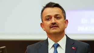 Bakan Pakdemirli: ÇKS kayıtları 1 Eylül'e kadar uzatıldı