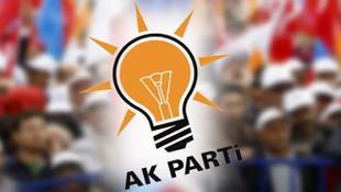 AK Parti'de istifa şoku! 5 ilçe başkanı istifa etti