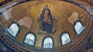 Herkes bu soruyu soruyordu: Ayasofya'daki mozaikler için formül bulundu!