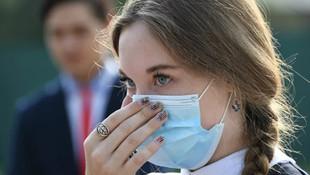 Rusya'da 24 saatte 6 bin 611 yeni koronavirüs vakası
