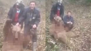 Trabzon'dan skandal görüntüler!