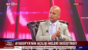 Akit TV'den skandal sözler: ''Hilafet geri gelmeli, zamanı geldi!''