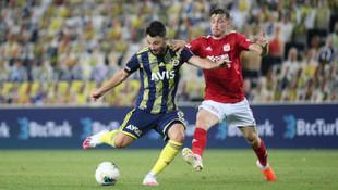 Sivasspor, Fenerbahçe'yi 2-1 mağlup etti!