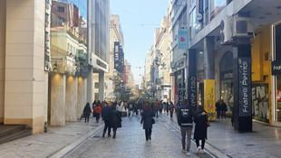 Yunanistan'da Türk mallarına boykot çağrısı!