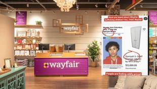 Wayfair'dan 'çocuk kaçakçılığı' iddialarına açıklama