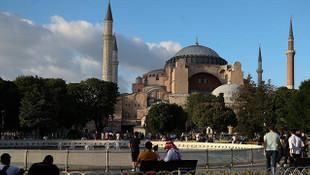 İBB Meclisi'nde ''Ayasofya Camisi ve Külliyesi'' teklifi