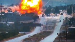 İdlib'te Türk-Rus ortak devriyesine bombalı saldırı: Yaralılar var!