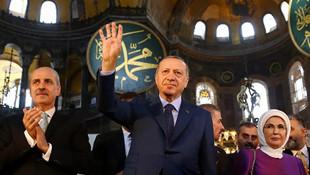 Erdoğan'a ''Ayasofya'da ilk cumayı siz kıldırın'' teklifi