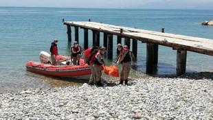 Van Gölü'ndeki faciada ölü sayısı 37'ye yükseldi