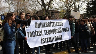 İstanbul Üniversitesi'ni sarsan taciz iddiası!