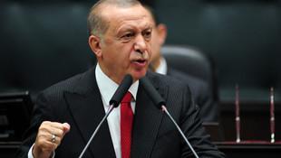 Cumhurbaşkanı Erdoğan ''Ulusa Sesleniş'' konuşması yaptı