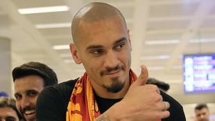 Galatasaray'a Maicon şoku!