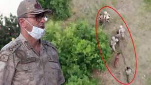 PKK'nın Karadeniz'e sızma planı böyle çökertildi