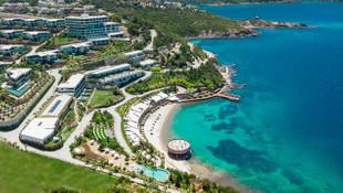 Türkiye'nin cenneti Bodrum'da özel bir cennet!