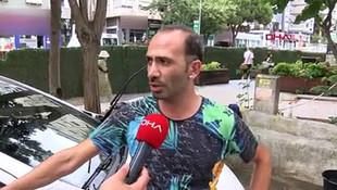 Kadıköy'de dehşet anları! Bıçak ve sopalarla saldırdılar