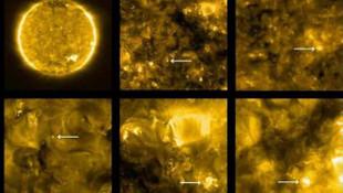 NASA ve ESA Güneş'in içine girdi! İnanılmaz görüntü