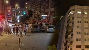 İzmir'deki depremde şoke eden olay! 7'inci kattan atladı