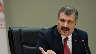 Bakanı Koca: ''Yoğun bakımdaki 3 hastamızla konuştum''