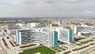Konya Şehir Hastanesi, açılış için gün sayıyor