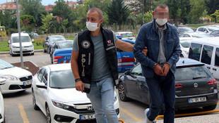 Gürcistan uyruklu uyuşturucu satıcısı böyle yakalandı