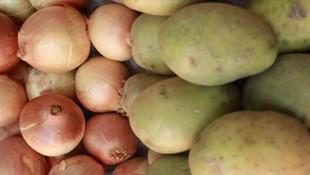 Kuru soğan ve patates ihracatında ön izin şartı kaldırıldı